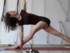 Yoga Pilates mayor elongación